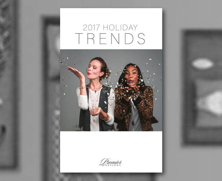 The Premier Designs 2017 Holiday Trends Catalog