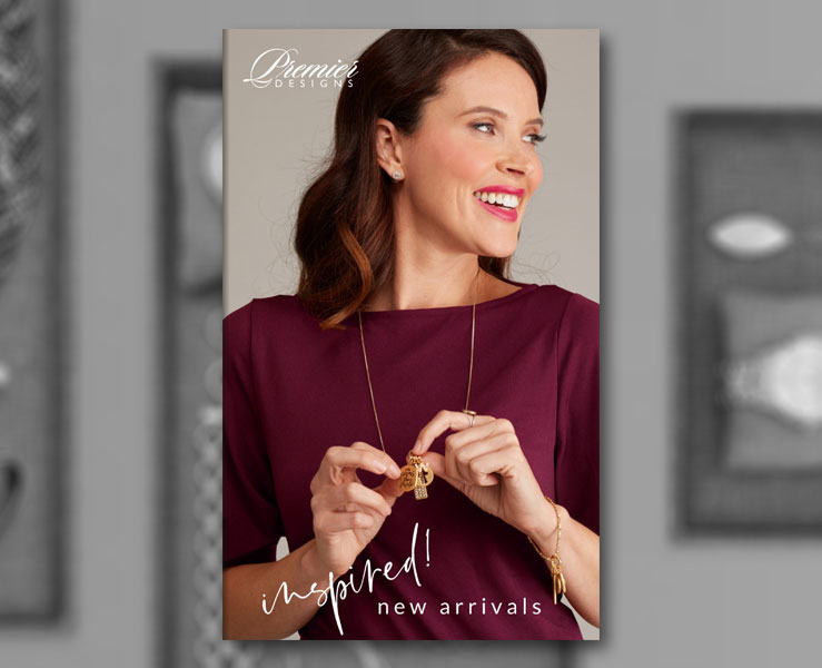 Premier Jewelry Christmas Collection 2020 Premier Jewelry Catalog   2020 Personalized Collection now available