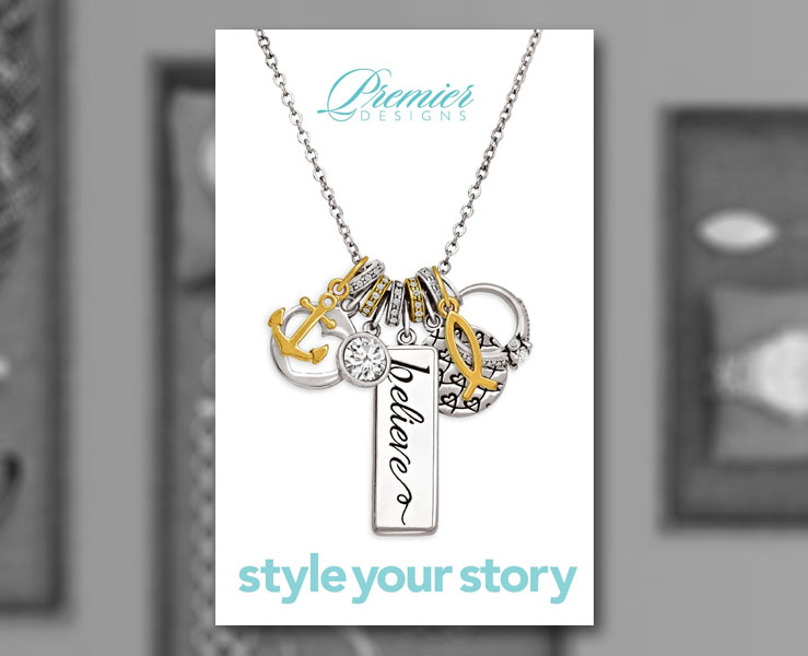 The Premier Designs 2017-2018 Charm Collection